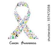 Cancer Awareness Various Color...
