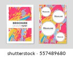 abstract vector layout...   Shutterstock .eps vector #557489680