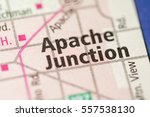 Apache Junction. Arizona. USA