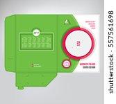 business folder  design cover...   Shutterstock .eps vector #557561698