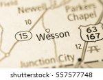 wesson. arkansas. usa   Shutterstock . vector #557577748