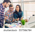 group of international... | Shutterstock . vector #557586784