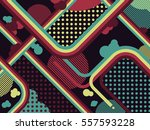 abstract background for your... | Shutterstock .eps vector #557593228