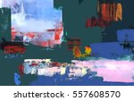 abstract modern background. oil ... | Shutterstock . vector #557608570