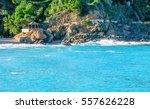 spain. catalonia. costa brava.... | Shutterstock . vector #557626228