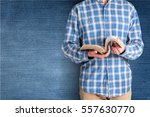 book. | Shutterstock . vector #557630770