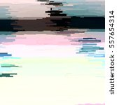abstract background with glitch ... | Shutterstock .eps vector #557654314