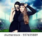 jacket. | Shutterstock . vector #557655889