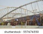 doha  qatar  22 dec 2016 ... | Shutterstock . vector #557676550