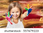 child. | Shutterstock . vector #557679223