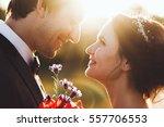 sunshine portrait of happy...   Shutterstock . vector #557706553