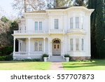 old victorian house | Shutterstock . vector #557707873