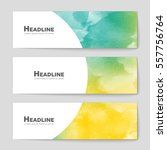 abstract vector layout... | Shutterstock .eps vector #557756764