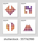abstract vector layout... | Shutterstock .eps vector #557762980