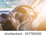 driving car | Shutterstock . vector #557785030