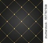 geometric dotted vector golden... | Shutterstock .eps vector #557787508