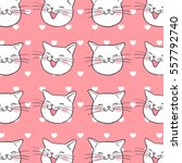 vector background pattern of... | Shutterstock .eps vector #557792740