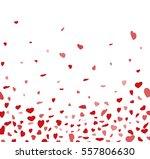 st. valentine's day  vector... | Shutterstock .eps vector #557806630