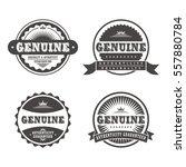 vintage theme retro label... | Shutterstock . vector #557880784