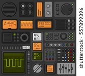 control panel ui user interface ...