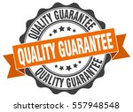 quality guarantee. stamp.... | Shutterstock .eps vector #557948548