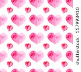 seamless pattern with... | Shutterstock . vector #557993410