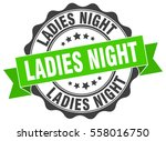 ladies night. stamp. sticker.... | Shutterstock .eps vector #558016750