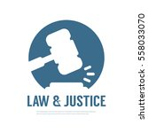 lawyer attorney legal law. ... | Shutterstock .eps vector #558033070