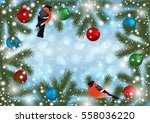 illustration of christmas or...   Shutterstock .eps vector #558036220