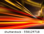 Speed Motion Abstract...