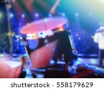 abstract blurred image. actor... | Shutterstock . vector #558179629