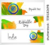 illustration of happy indian... | Shutterstock .eps vector #558182698