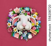Festive Greeting Card Easter...