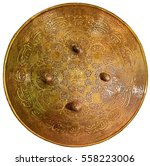 Beautiful Ancient Shield With...