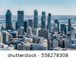 montreal skyline from...   Shutterstock . vector #558278308