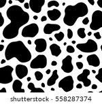 cow texture pattern repeated... | Shutterstock .eps vector #558287374