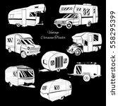 vector illustration of set... | Shutterstock .eps vector #558295399