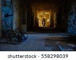 volterra  italy   december 2016 ... | Shutterstock . vector #558298039