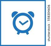 alarm clock | Shutterstock .eps vector #558304606