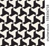 vector seamless pattern. modern ... | Shutterstock .eps vector #558306718