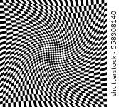 vector 3d abstract pattern.... | Shutterstock .eps vector #558308140