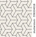 vector seamless pattern. modern ...   Shutterstock .eps vector #558334018