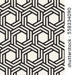 vector seamless pattern. modern ... | Shutterstock .eps vector #558334090