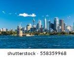 Sydney Cityscape With Sydney...