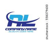 nl logo | Shutterstock .eps vector #558379600