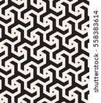vector seamless pattern. modern ... | Shutterstock .eps vector #558383614