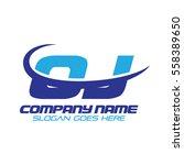 oj logo | Shutterstock .eps vector #558389650