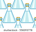 seamless pattern of the... | Shutterstock .eps vector #558393778