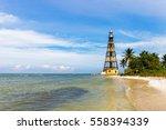 cayo jutias on cuba | Shutterstock . vector #558394339