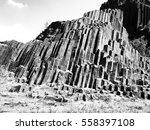 Unique Basalt Organ Pipes Rock...